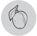 P Type Serrated Peeler (Swivel Blade)